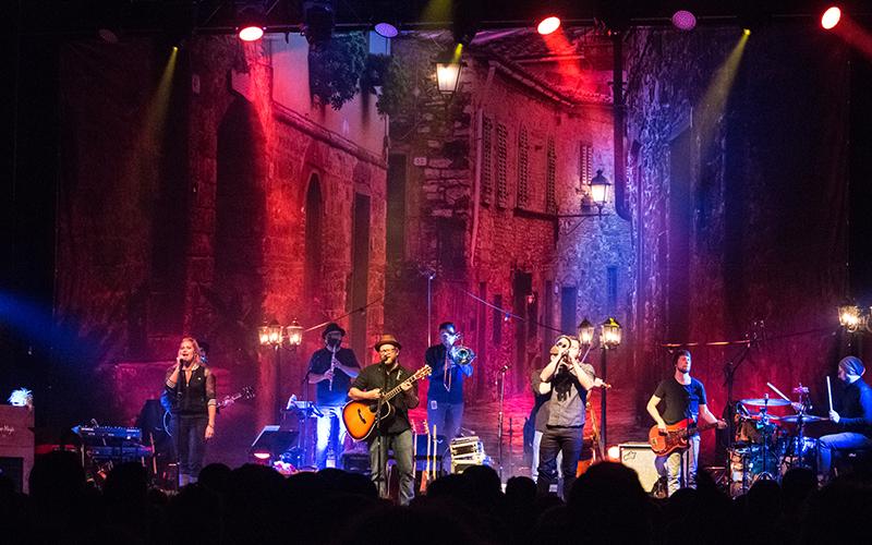 Gregor Meyle & seine Band | Charity-Event im Kölner E-Werk