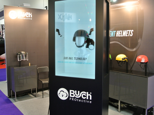 Busch Protective | DSEI London