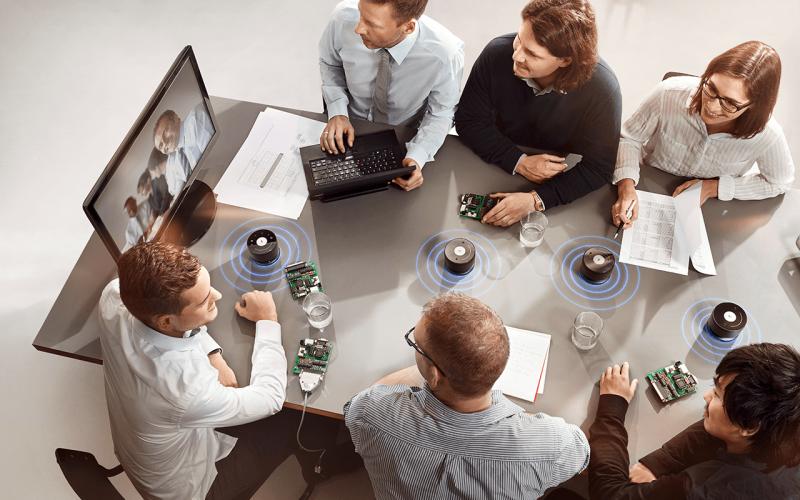 TeamConnect Wireless von Sennheiser | Stuckmann GmbH - Raum und Event