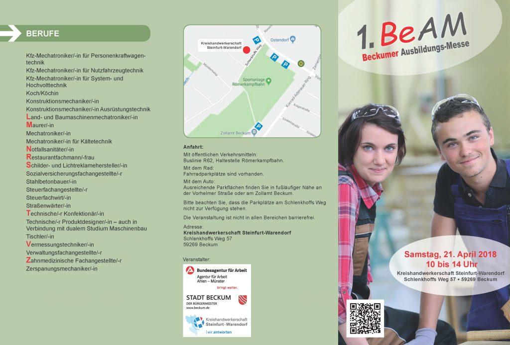 BeAM - Beckumer Ausbildungsmesse 02