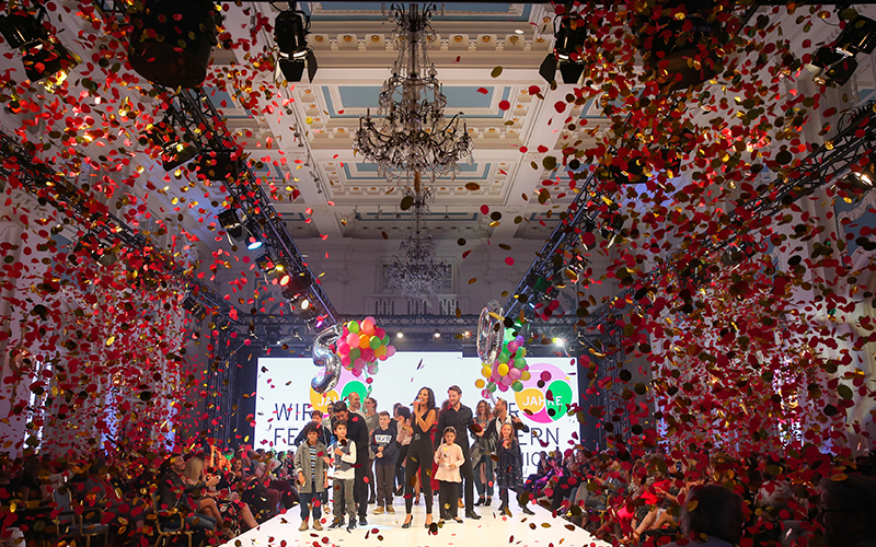 800x500_Ernstings Family_Das gro·e Finale der Ernsting's family Fashion Show HW18 im Hotel Atlantic